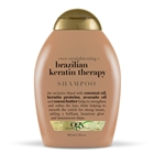 Ogx Brazilian Keratin Therapy Shampoo - 385 ml.