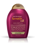 Ogx Keratin Oil Shampoo - 385 ml.