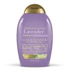 Ogx Lavender Platinum Conditioner - 385 ml.
