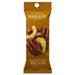 Sahale Banana Rum Pecans Glazed Mix - 1.5 Oz.