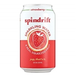 Strawberry Sparkling Water - 12 fl. Oz.