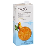 Tazo Iced Tea Concentrated Peachy Green - 32 Oz.