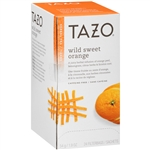 Tazo Tea Bag Wild Sweet Orange