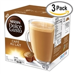 Nescafe Dolce Gusto Cafe Au Lait Coffee - 0.493 Oz.