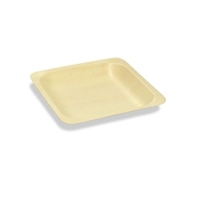 Servewise Square Plate - 8 in.
