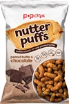 Peanut Butter and Chocolate Nutter Puffs - 4 Oz.