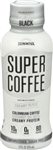 Creamy Black Super Coffee - 12 fl. Oz.