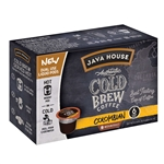 Java House Authentic Cold Brew Colombian Black Pods