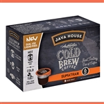 Java House Authentic Cold Brew Sumatran Pods