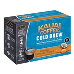 Java House Authentic Cold Brew Kauai Coconut Caramel Crunch - 1.35 Oz.