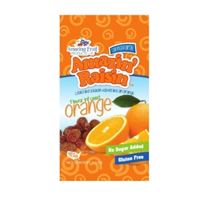 Amazin Raisin Orange Infused Raisins - 1.3 oz.