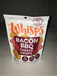 Barbecue Bacon Cheddar Cheese Whisps - 2.12 Oz.