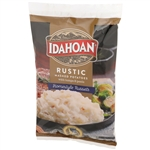Idahoan Rustic Homestyle Russets Mashed Pouch - 28 Oz.