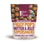 Filled Peanut Butter and Jelly Figgy Bar - 3.8 Oz.