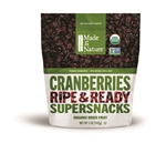 Cranberries Ripe and Ready Dried Fruit - 4 Oz.