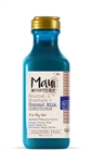 Nourish and Moisture Coconut Milk Conditioner - 385 ml.
