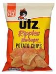 Barbecue Rippled Potato Chip - 2.875 Oz.