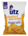 Cheddar and Sour Cream Potato Chip - 2.875 oz.