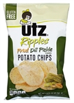 Fried Dill Pickle Ripple Chip - 2.875 oz.