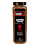 Weber Gourmet Burger Seasoning - 29 oz.