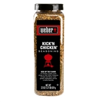 Weber Kick N Chicken Seasoning - 22 oz.