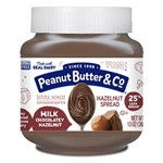 Peanut Butter and Co Milk Chocolate Hazelnut Spread - 13 Oz.