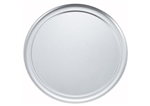 Wide Rim Aluminum Pizza Tray - 17 in.