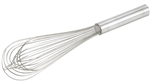 Piano Whip Stainless Steel - 16 in.