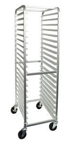 Aluminum 20 Tier Bun Pan Rack