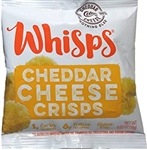 Cello Single Serve Cheddar Whisps - 0.63 oz.