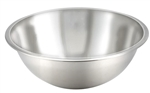 Mixing Bowl Economy Stainless Steel - 3 Qt.