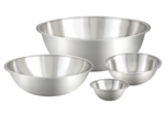 Economy Stainless Steel Mixing Bowl - 8 qt.