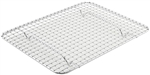 Pan Grate for Half-size Steam Pan Chrome Plated - 8 in. x 10 in.