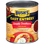 Bushs Best Easy Entrees Simply Southern Red Beans - 110 Oz.