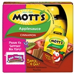 Motts Applesauce Cinnamon - 3.175 Oz.