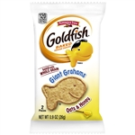Goldfish Cracker Honey Oats Graham - 0.9 Oz.
