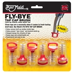 Fly-Bye Cap Brush