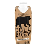 Straight Black Cold Brew Coffee - 11 Fl.Oz.
