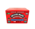 Musselmans SQUEEZABLES Printed Carton Unsweetened Apple Sauce - 3.17 Oz.