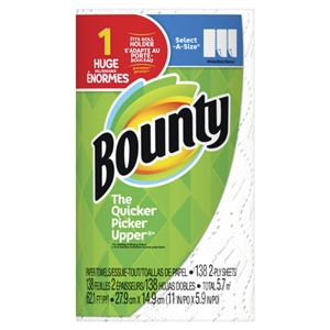 Bounty Base 2 Ply Paper Towel