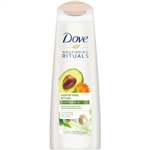 Fortifying Ritual Avocado Dove Shampoo - 12 fl. Oz.