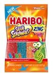 Haribo Confectionery Sour Streamers - 4.5 Oz.