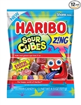 Haribo Confectionery Sour Cubes - 4.5 Oz.