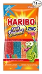 Haribo Confectionery Sour Streamers - 7.2 Oz.