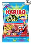 Haribo Confectionery Sour Cubes - 7.2 Oz.