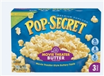 Movie Theater Butter Popcorn - 9.6 Oz.