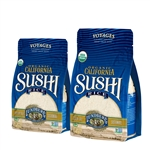 Organic California Sushi Rice - 25 Lb.