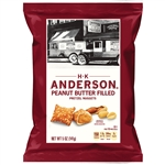 Hk Anderson All NatPeanut Butter Nugget Pretzels - 5 oz.