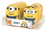 Minions Decorated Cookies - 1.8 Oz.