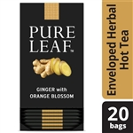 Pure Leaf Tea Bags Ginger with Orange Blossom